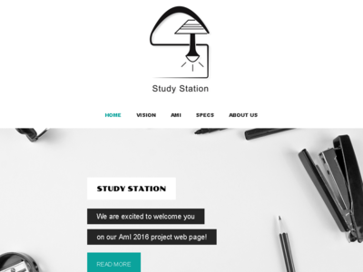 Study Station homepage